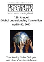 GUC 2013 Program Cover