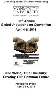Global Understanding Convention 2011 Cover