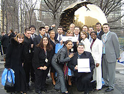 Model United Nations Conference 2007