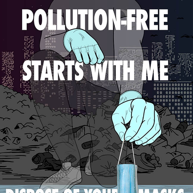 IGU Poster Image: Pollution-Free Starts with Me