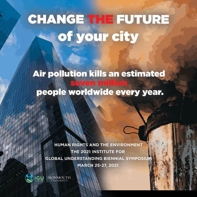 IGU Poster: Change the Future of Your City