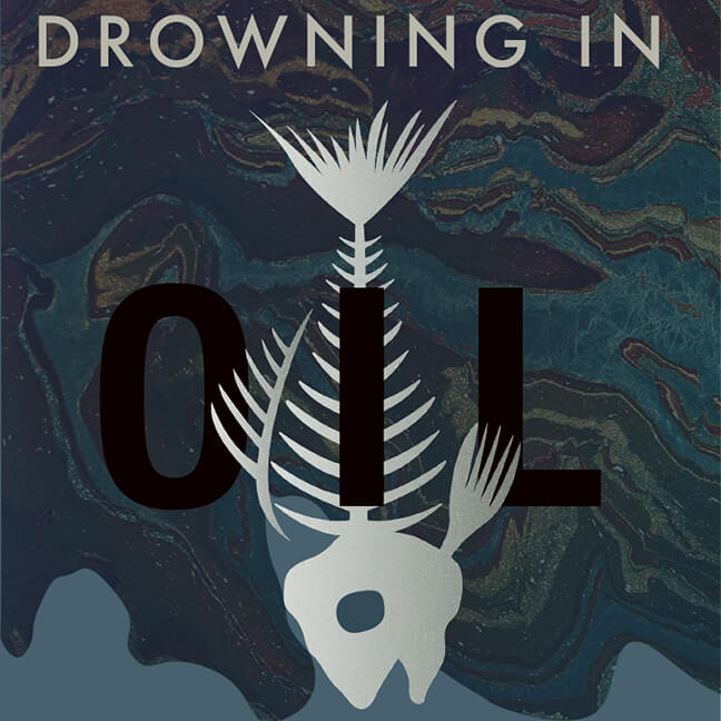 IGU Poster Image: Drowning in Water: Oil and Water Don't Mix (2)