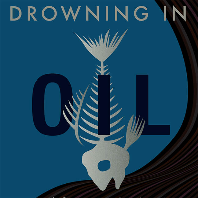 IGU Poster Image: Drowning in Water: Oil and Water Don't Mix (1)