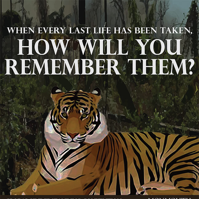 IGU Poster Image: When Every Last Life Has Been Taken, How Will You Remember Them?