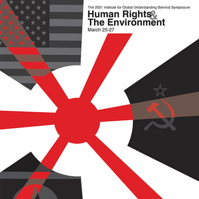 IGU Poster Image: Human Rights and the Environment