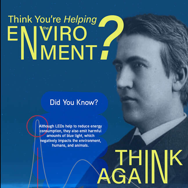 IGU Poster Image: Think You're Helping the Environment?