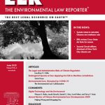 Cover image of Environmental Law Reporter June 2021 issue: Click or tap to read transcript of roundtable