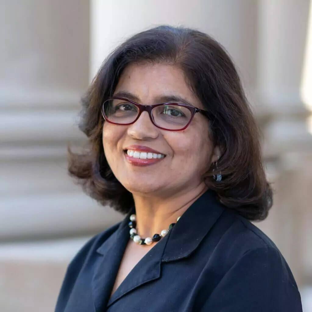 Photo of Professor Rehka Datta