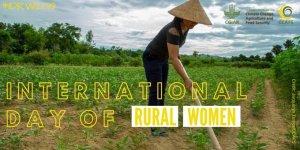 Photo for International Day of Rural Women