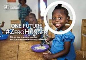 Photo for One Future #ZeroHunger hashtag