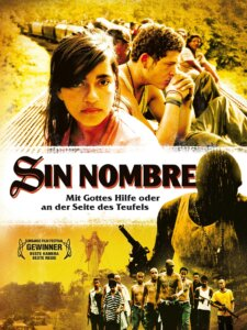 Movie poster for Sin Nombre film