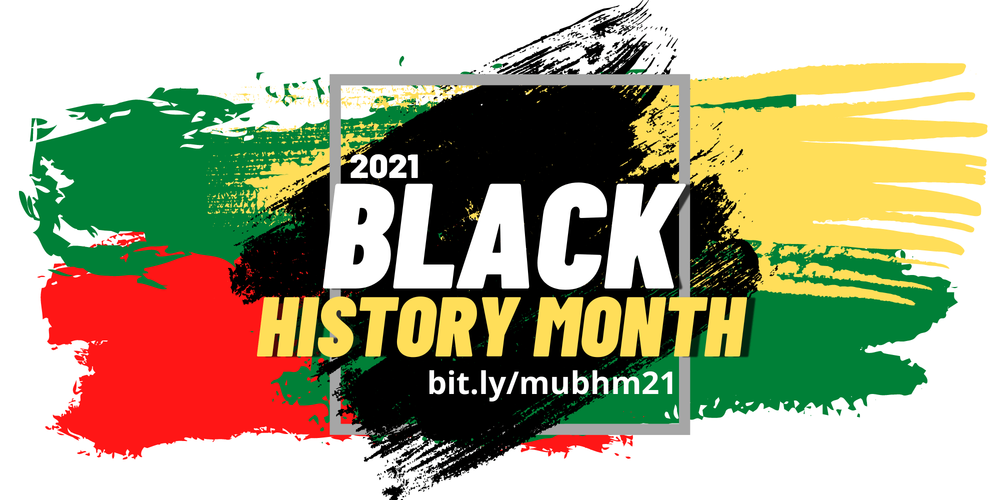 Photo of Robert McAfee, with text reading 2021 Black History Month: Click for detailed image view