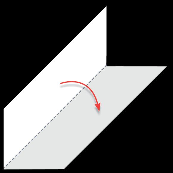 Paper Plane - Step 1