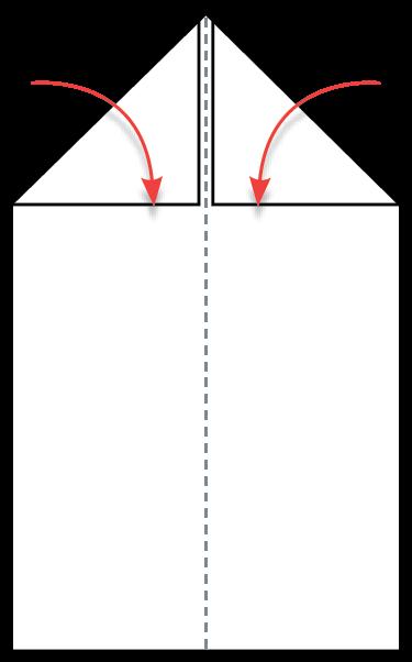 Paper Plane - Step 2