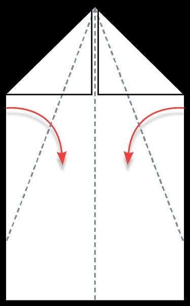 Paper Plane - Step 3