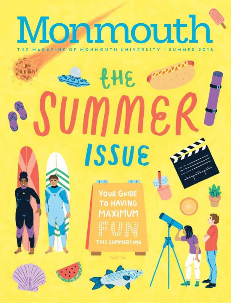 Monmouth Summer 2018 issue