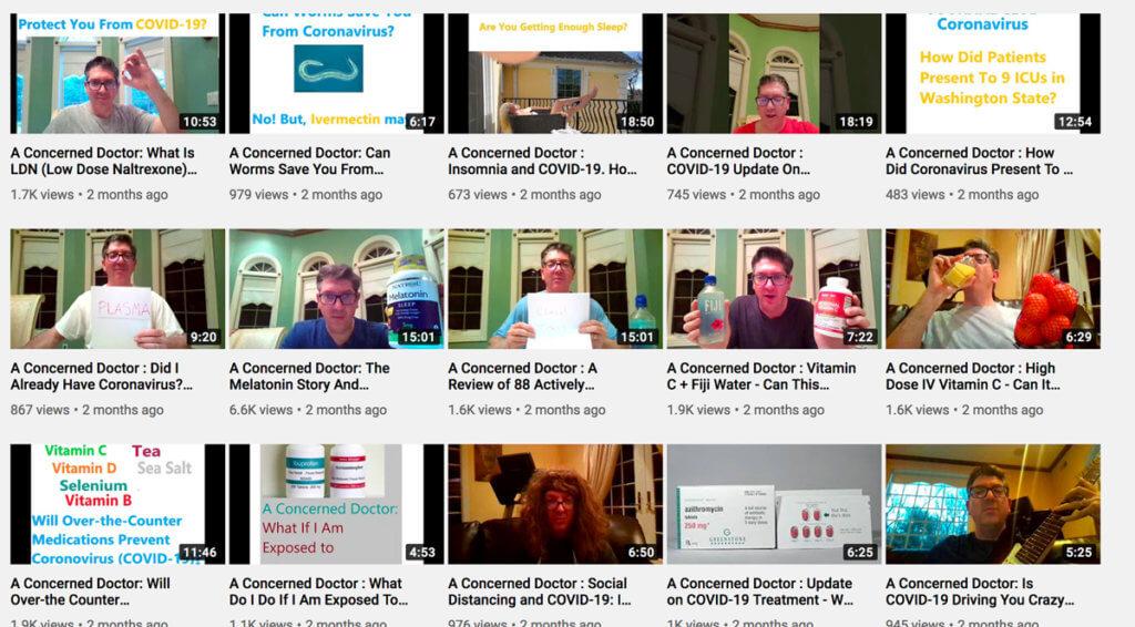 Visit Dr. Jeffrey Miskoff's YouTube Channel