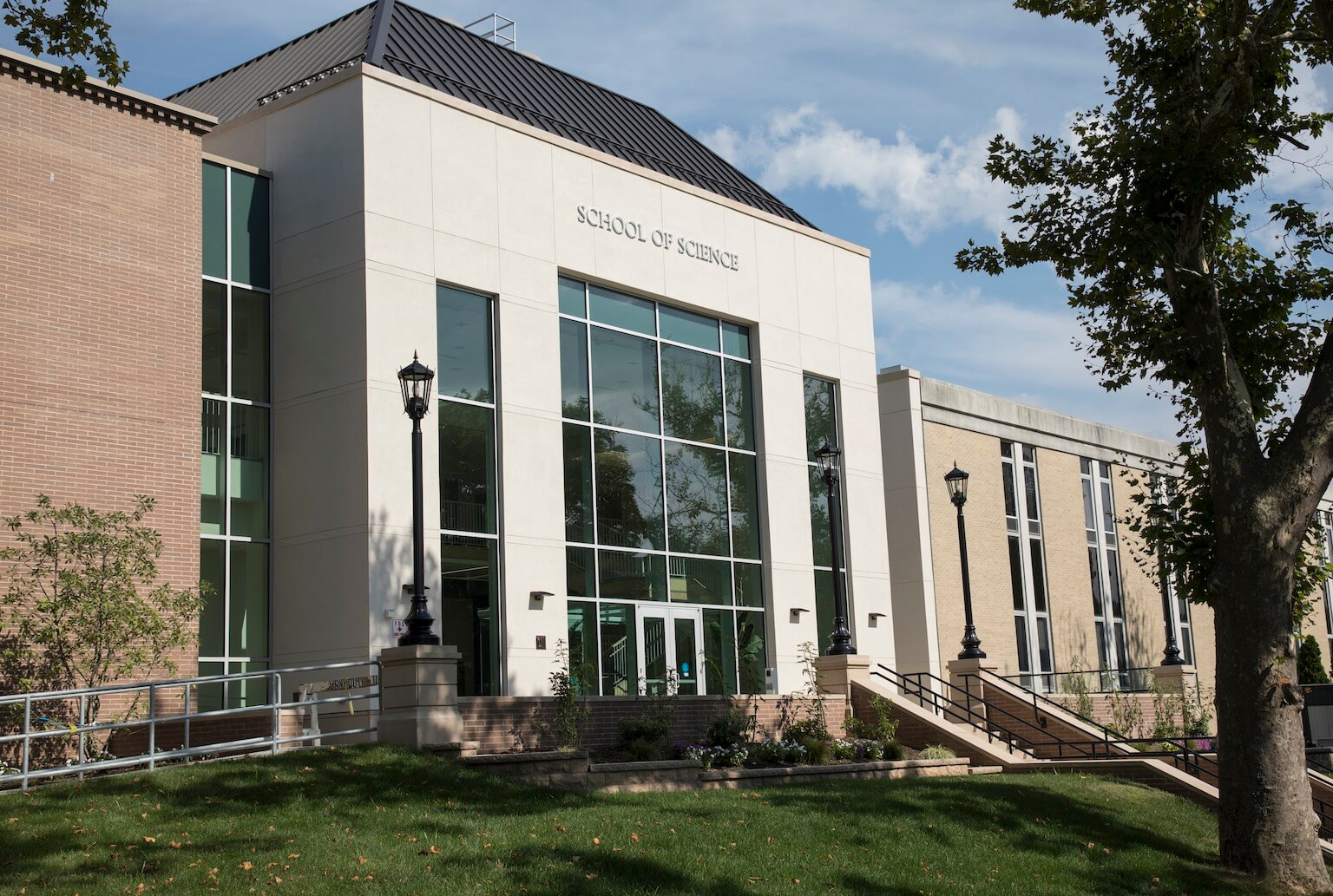 School of Science Atrium