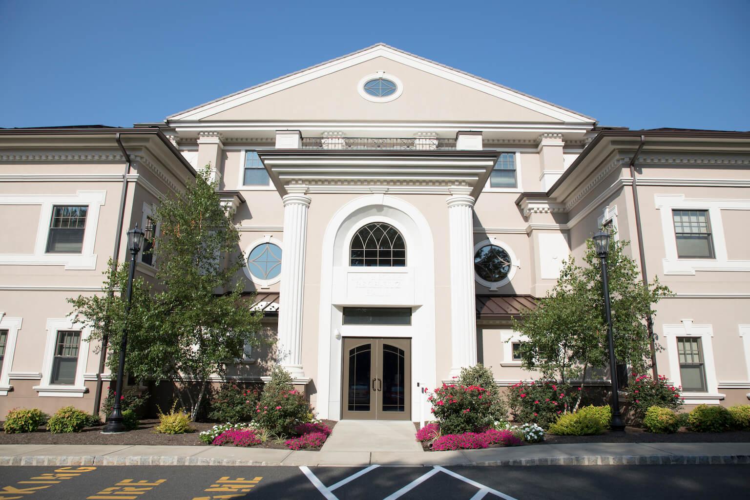 Joan and Robert Rechnitz Hall