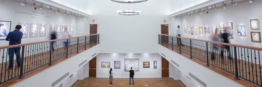 Monmouth University Art Collection Goes Digital Center For The Simple Interior Design University Collection