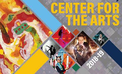 Monmouth University Center for the Arts announces 2018-2019 season