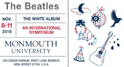 """INTERNATIONAL BEATLES EXPERTS TO HEADLINE MONMOUTH UNIVERSITY MIDNIGHT LISTENING PARTY OF REMIXED AND REPACKAGED """"WHITE ALBUM"""""""