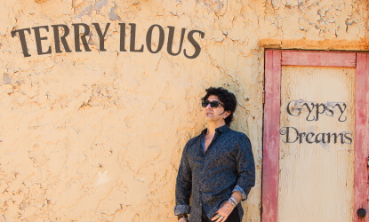 Terry Ilous puts a world-music spin on rock classics, in Monmouth U concert