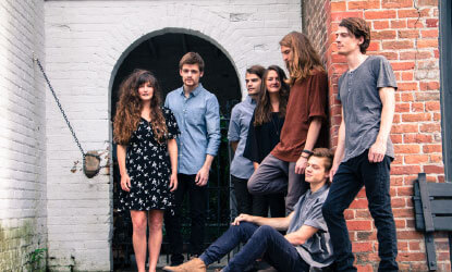 Alt-Folk, All-Family Seven siblings join for the thrill of The Hunts, in concert
