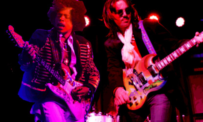 Are You Re-Experienced? Monmouth U hosts tributes to Hendrix and the 'Cream' of 1968
