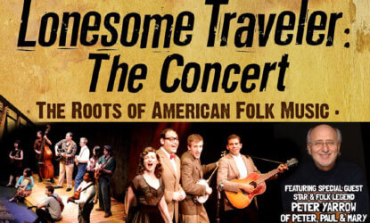'Lonesome' Among Friends A folk music icon meets a cast of young Travelers
