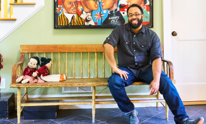 Visiting Writer Kevin Young to read on April 2