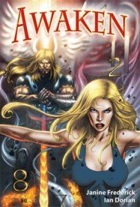MONMOUTH UNIVERSITY EMPLOYEE JANINE FREDERICK PUBLISHES COMIC BOOK STORY