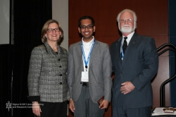 MU BIOLOGY MAJOR RECEIVES 1ST-PLACE AWARD FOR BEST RESEARCH PRESENTATION AT SIGMA XI INTERNATIONAL CONFERENCE