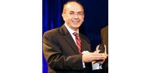Monmouth University Professor Receives Prestigious Award in Washington, D.C.