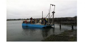Monmouth University UCI's Marine Scientist Supports NJDOT Sandy Recovery Research