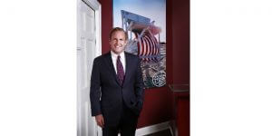 """Monmouth University Names Peter Cancro, Founder and CEO of Jersey Mike's, """"Distinguished Business Leader"""" for 2014"""
