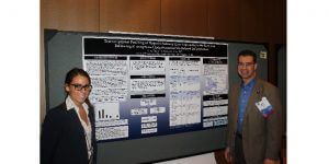 Monmouth University Biology Major and Honors Student Genevieve Fasano Presented Research at Two National Conferences in April