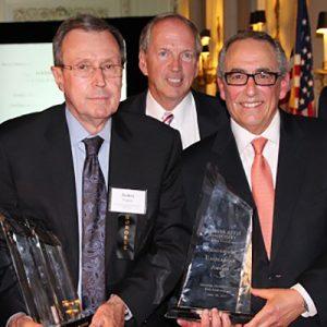 Monmouth University Kislak Real Estate Institute Honors Murray Kushner and James Hughes at Awards Dinner