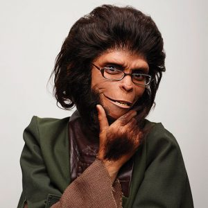Chimp Psychologist Dr. Zira from Planet of the Apes 