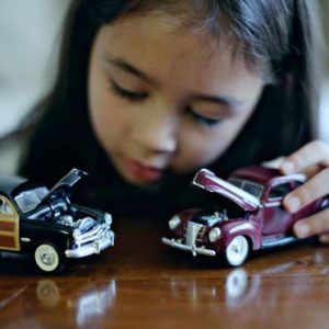 "Kids lose out when their toys are gender segregated, Prof. Lisa Dinella tells ""The Guardian"""