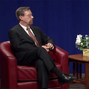 "President Brown joins Mayor Adam Schneider on ""Community Connections"""