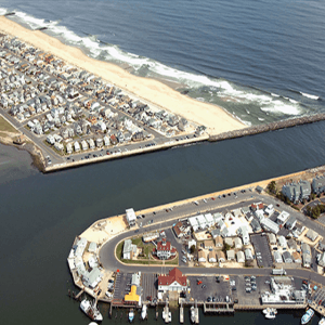 Monmouth University Urban Coast Institute Joins Mid-Atlantic Coastal Resilience Project Team