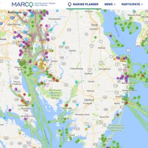 Moore Foundation Grants $1.2 Million to Monmouth U. to Support Progress on Mid-Atlantic Ocean Data Portal