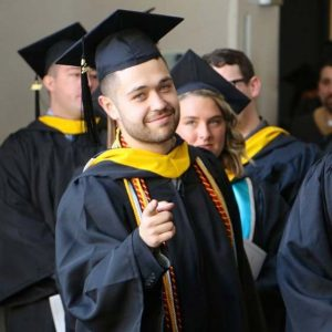Monmouth University graduates told to 'get busy'