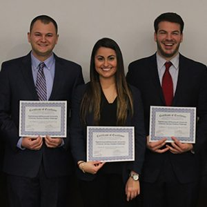 Monmouth Students Develop Winning Chatbot in Competition