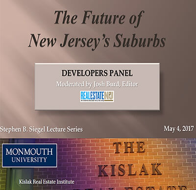 Fisher Future Of NJ Suburbs Presentation