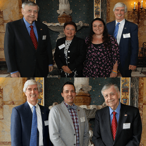 Monmouth University Honors Outstanding Teachers at Annual Roberts Dinner