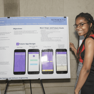 Student Research Projects Showcased in Ninth Annual Summer Research Program Symposium