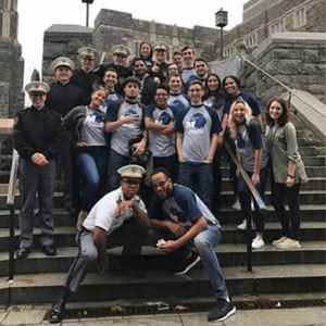 Monmouth's Debate Team Wins Multiple Awards at West Point Contest