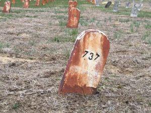 Forgotten Marlboro graveyard recalls psychiatric hospital's grim past
